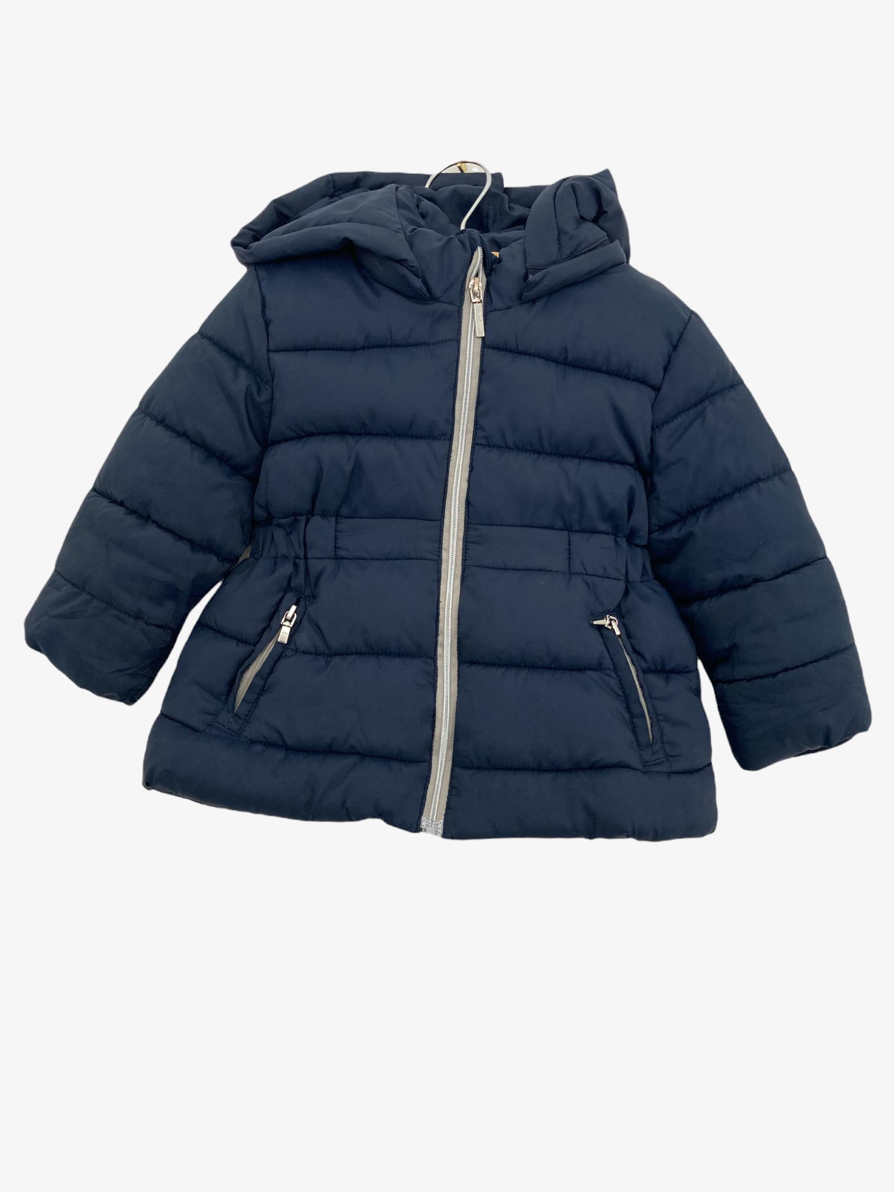 Winterjas • Tweedehands jas van merk Mayoral in maat 80